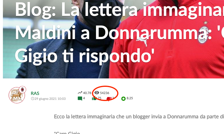 Come Massimo Boldi...