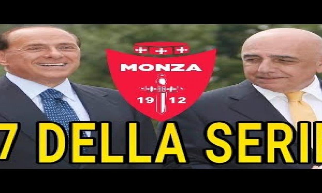 Il Monza in A tra due anni! Parola del duo Berlusca-Galliani