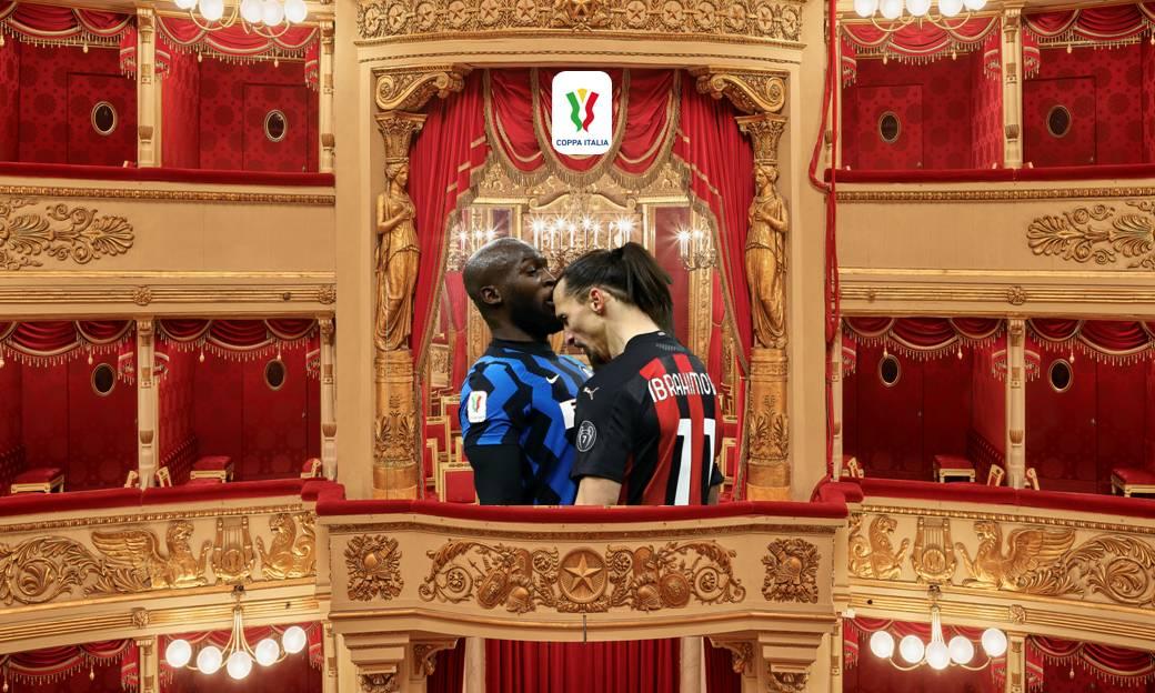 """Duello alla """"Scala"""": Ibra vs Lukaku amici mai!"""