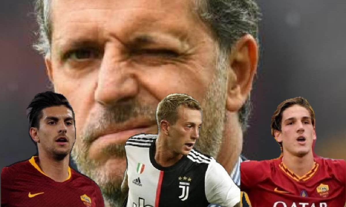Roma vs Juve: sul tavolo 3 punti e 3 calciatori azzurri
