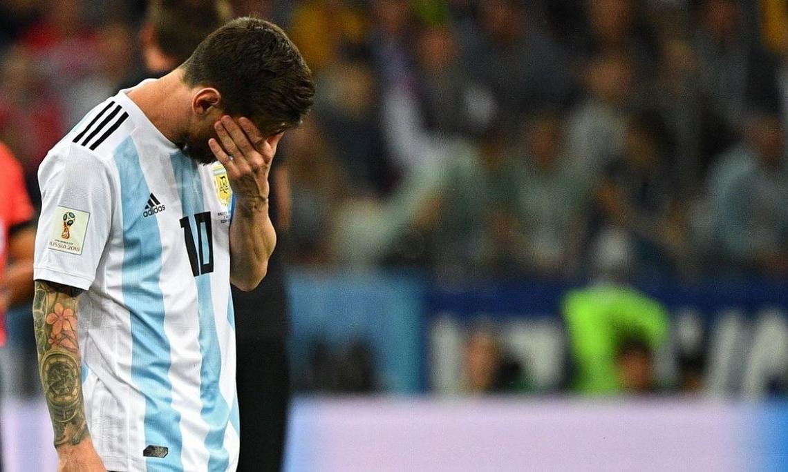 Disfatta storica per l'Argentina. Messi, e ora?