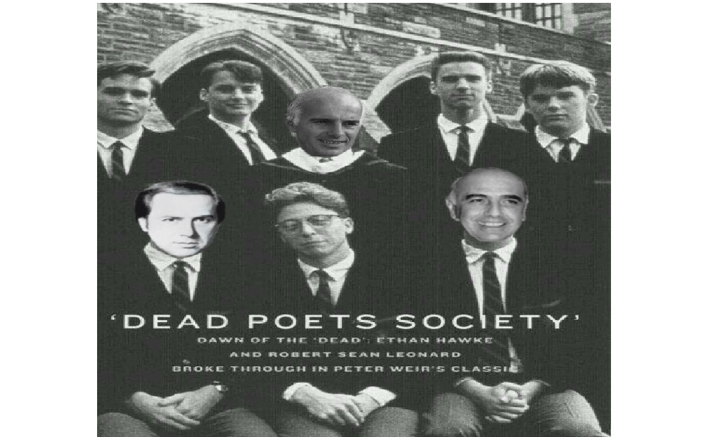 Dead Poets Society di Oronzo Canà