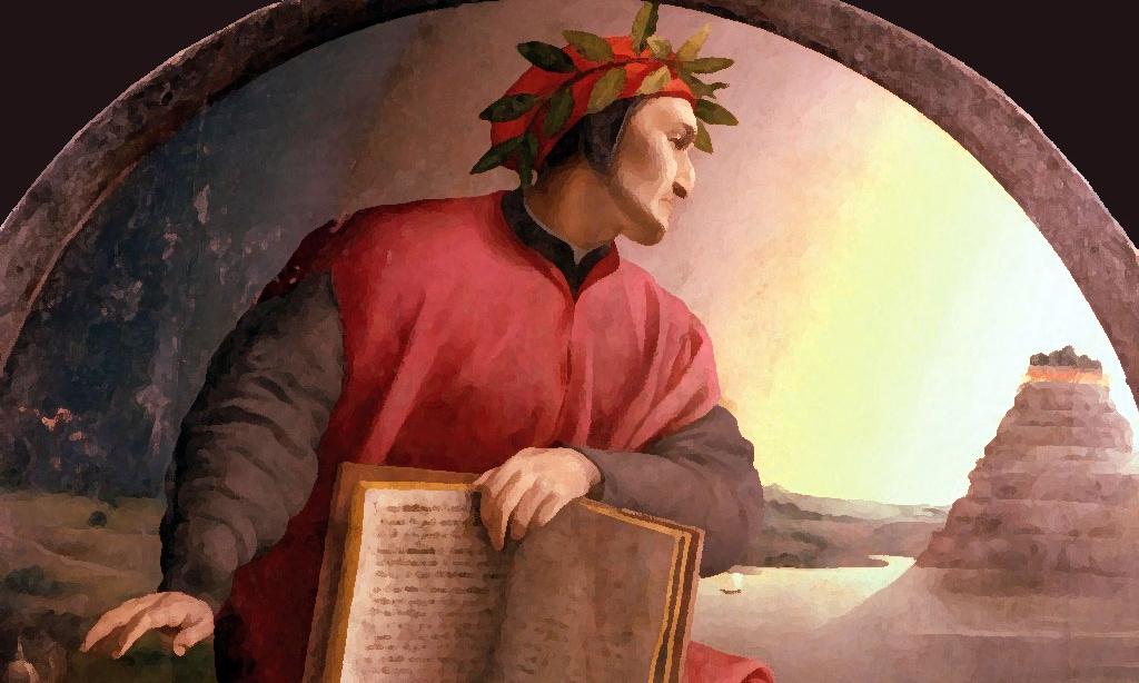 Anche Dante era Milanista! In rima...