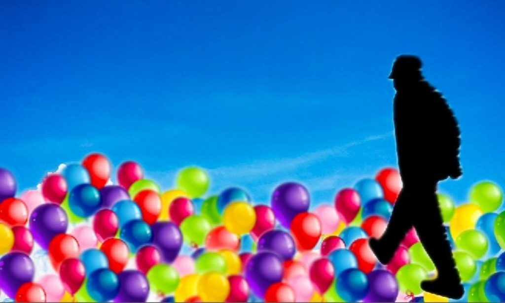 #BarVxl - Quanti palloncini per far volare un Sogno?