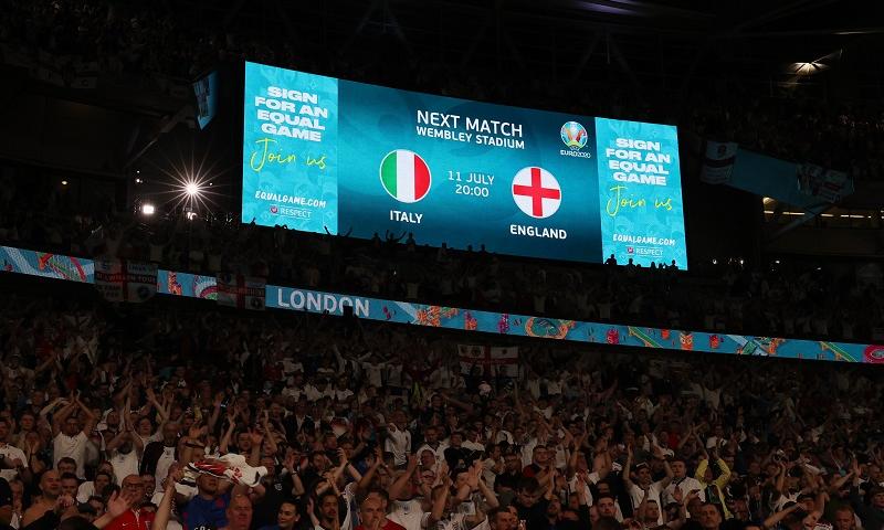 Italia-Inghilterra, una finale... ma non è che l'inizio