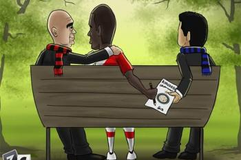 Kondogbia e Galliani