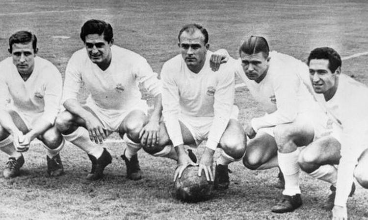 Titani del calcio, puntata IV: il Grande Real Madrid
