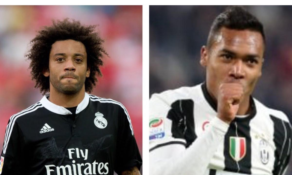 Alex Sandro ad un passo dal PSG, Marcelo in bianconero ?
