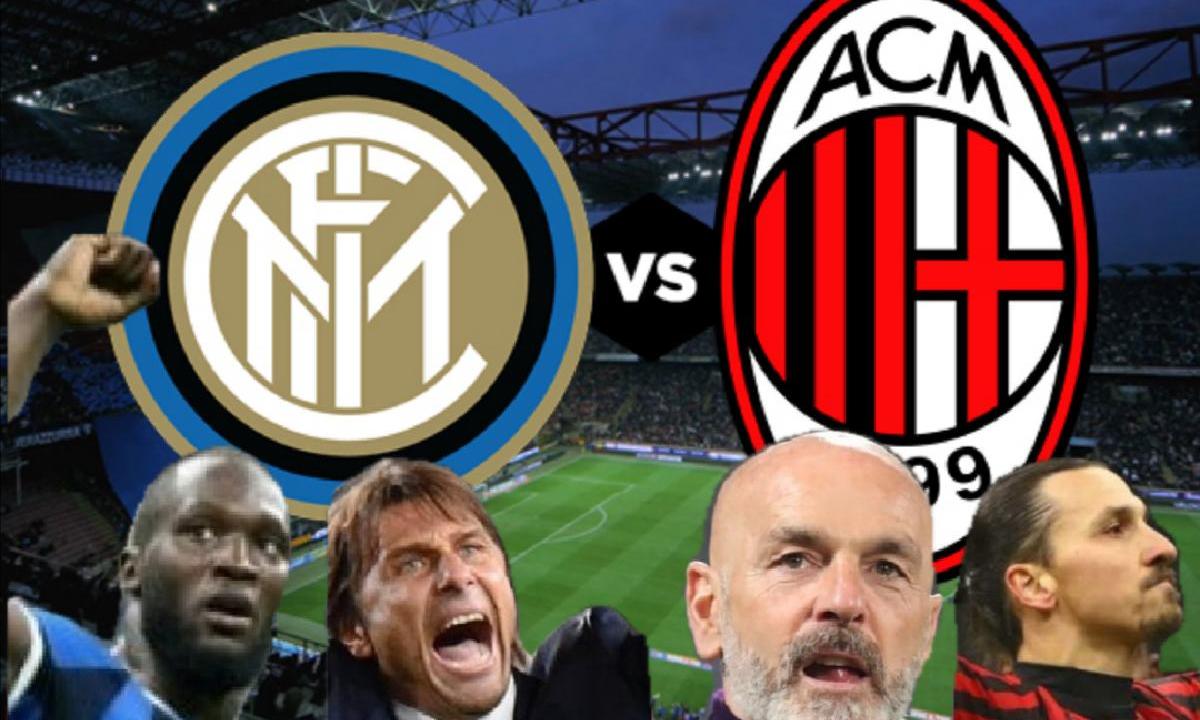 23esima giornata: il big match è il super derby di Milano