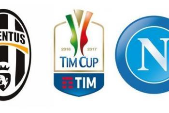 Coppa Italia - Juventus Napoli primo atto...