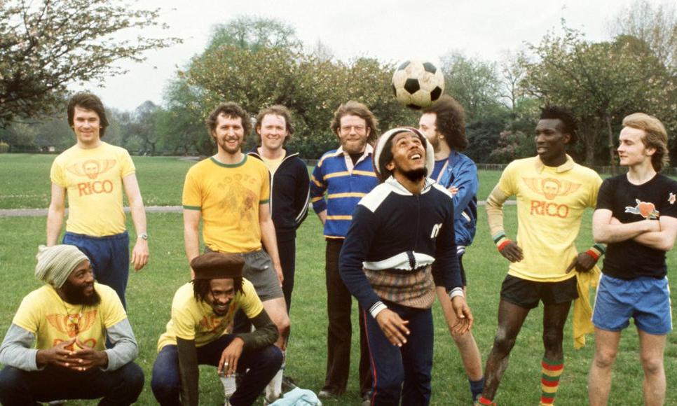 Bob Marley e il calcio: amore infinito e tragedia