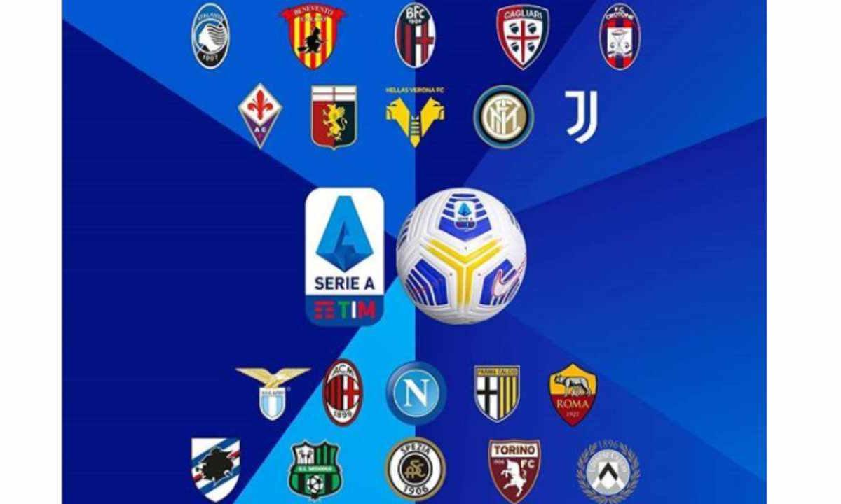 Serie A: la 18ma con probabili formazioni