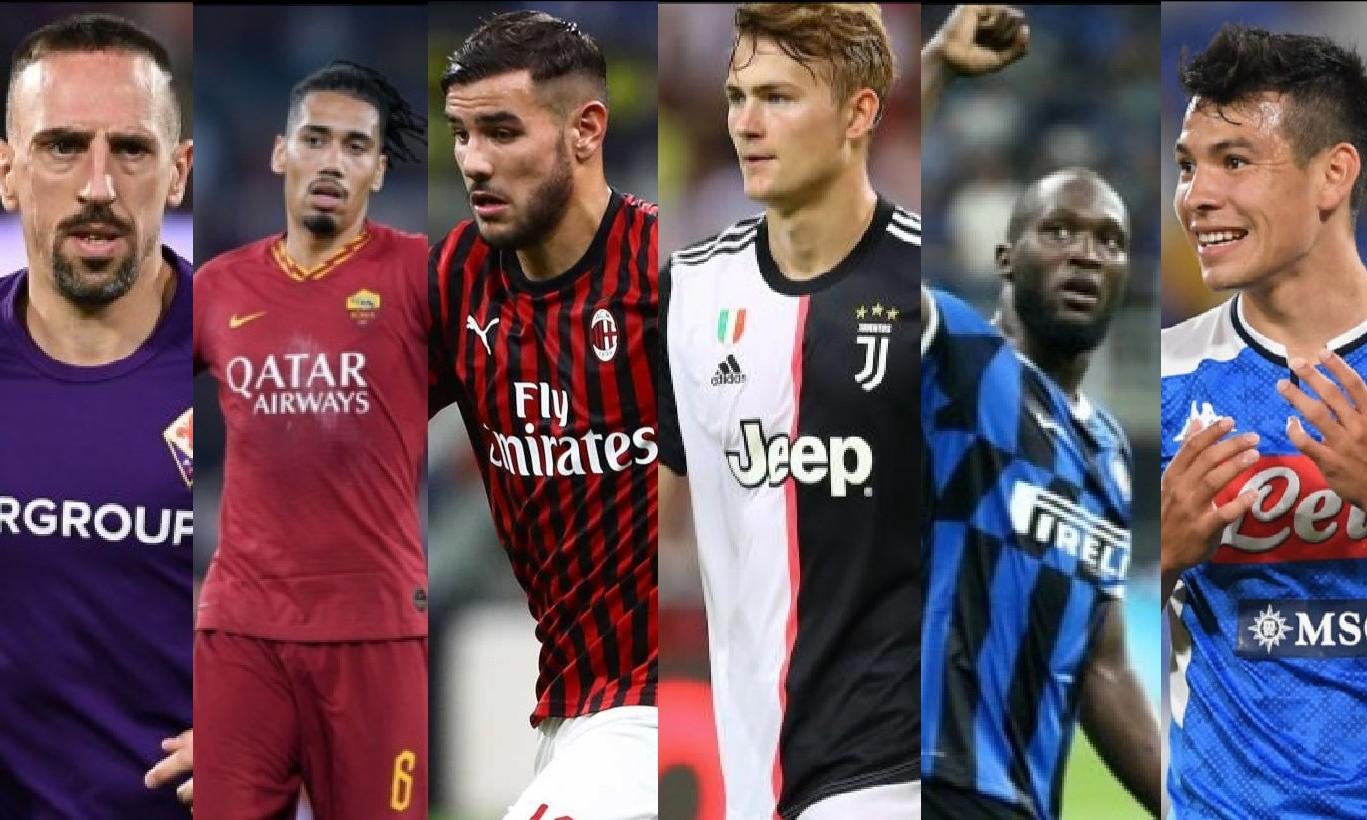 I nuovi acquisti della Serie A dopo un terzo di campionato