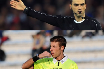 Serie A - Champions League ..... due falli di mano simili, due atteggiamenti opposti