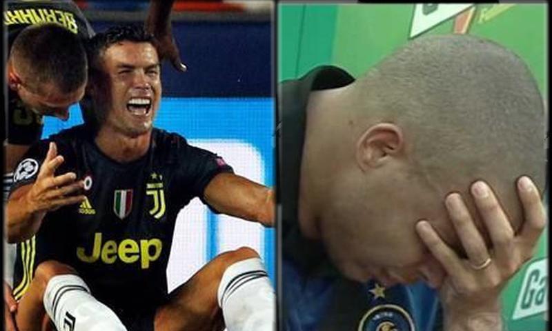 Perché gli sfottò a Ronaldo? Riguardatevi il 'vostro' Ronaldo