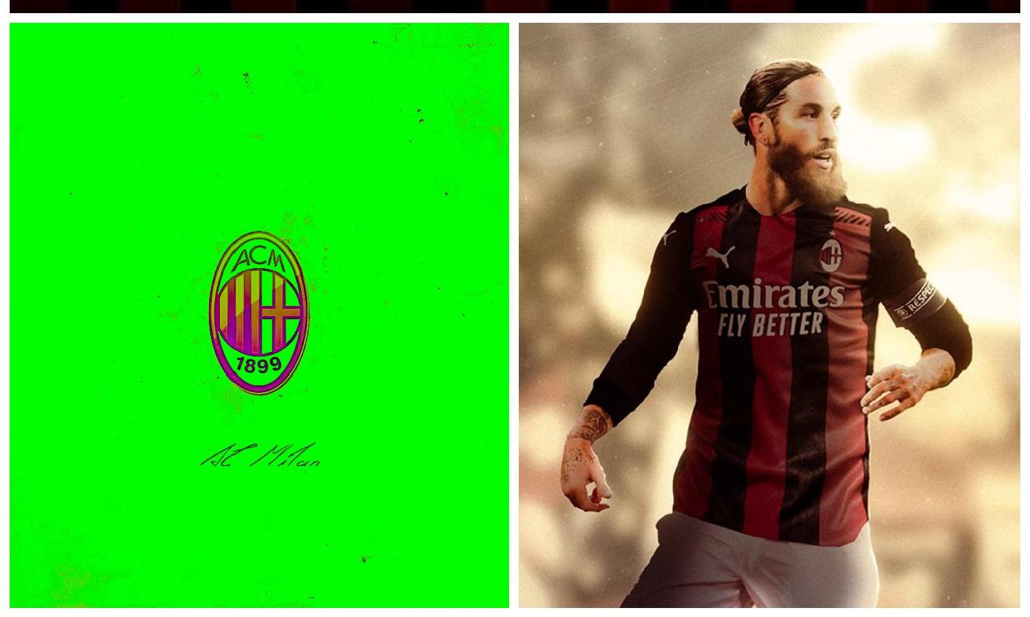 Milan, il colpo Ramos e il grande prato verde...