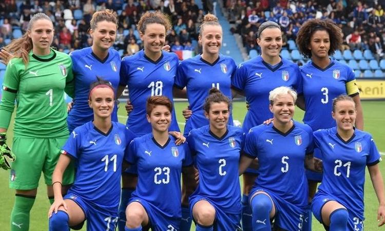 Italia femminile agli ottavi, 8 goal e 3 juventine